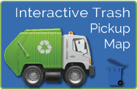 Interactive Trash Pickup Map