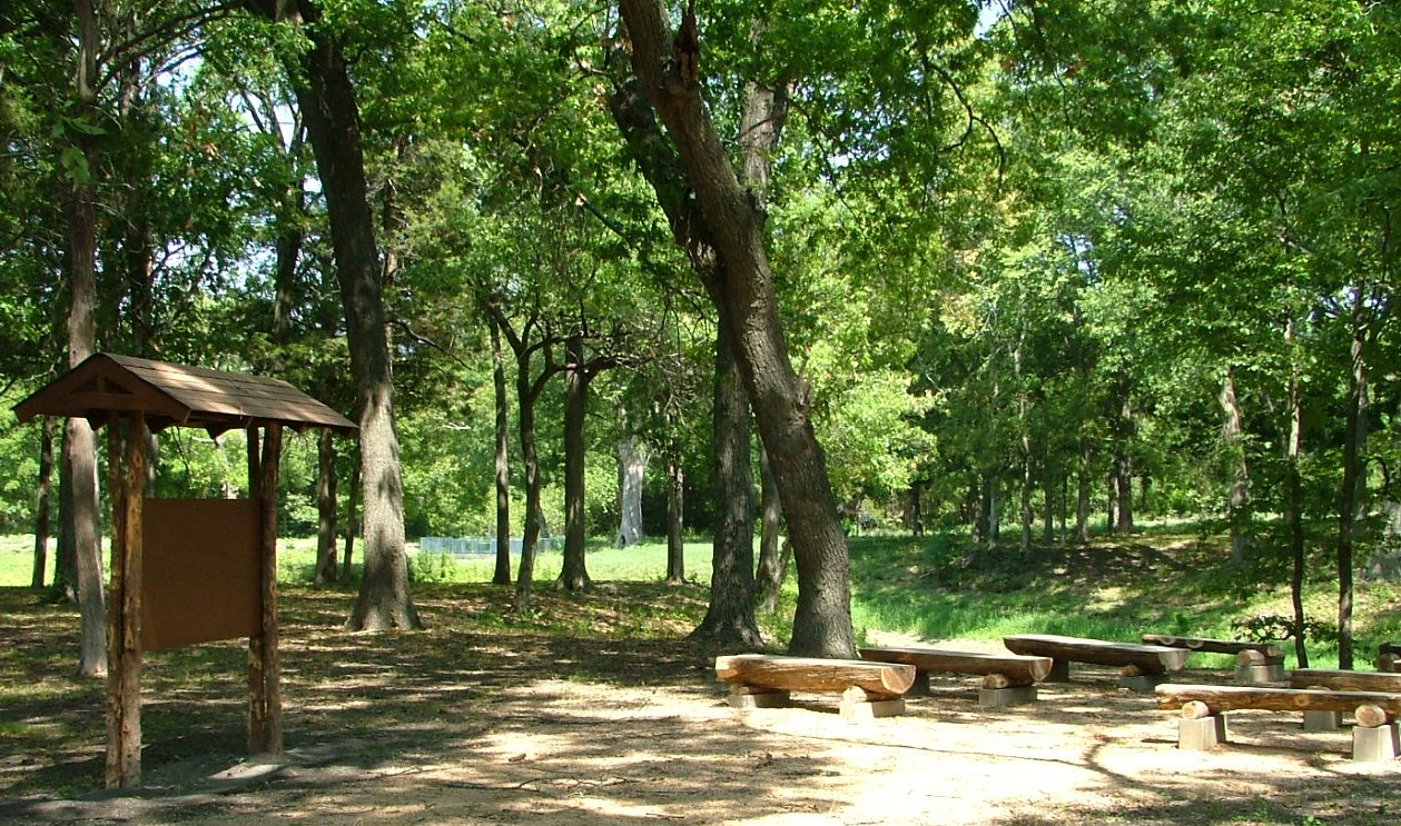 Bear Creek Nature Park Lancaster Tx