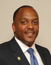 Mayor Marcus Knight