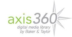 Axis 360 eBooks Logo