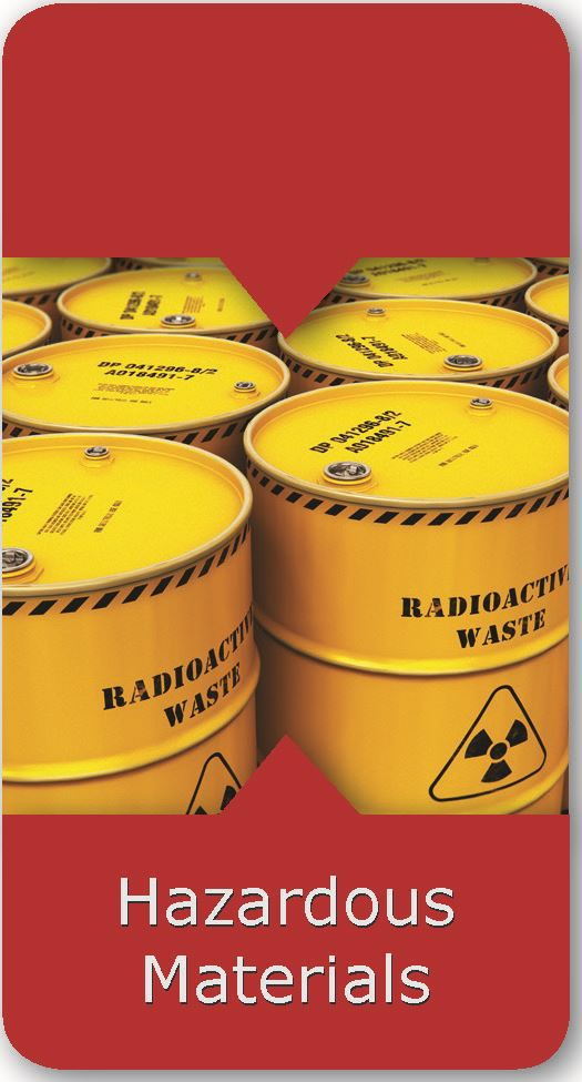 Hazardous Materials Icon