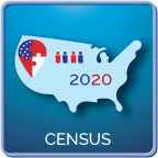 2020 Census Button