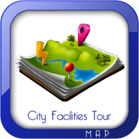 City Facilities Tour Map