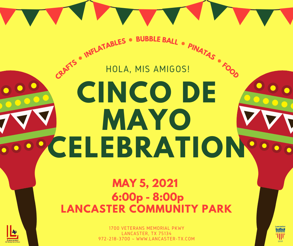 2021 Cinco de Mayo Celebration