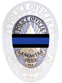 Fallen Officer Badge